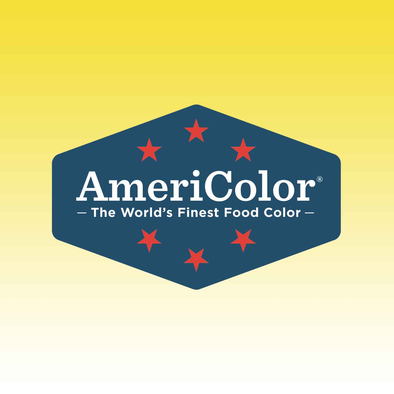 Lemon Yellow Americolor® AmeriMist™ Air Brush Food Color