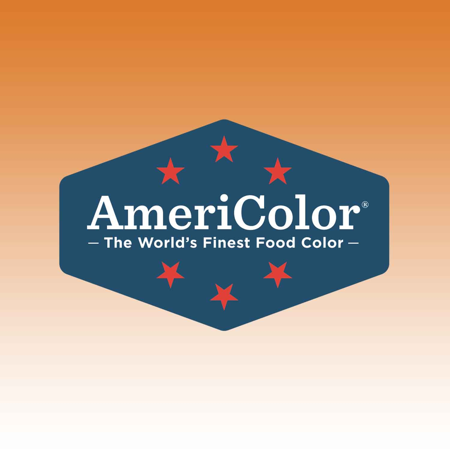 Orange AmeriMist™ Air Brush Food Color