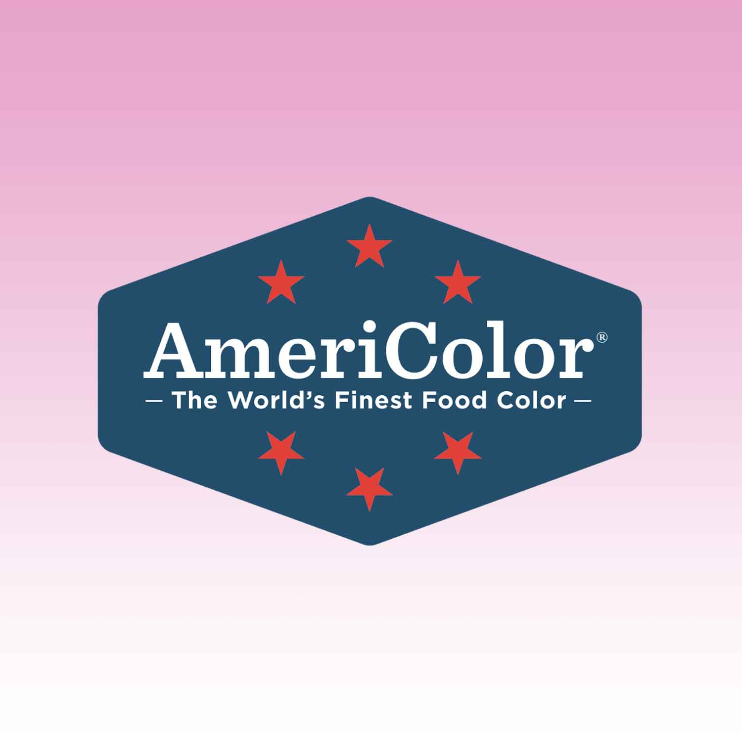 Deep Pink Americolor® AmeriMist™ Air Brush Food Color