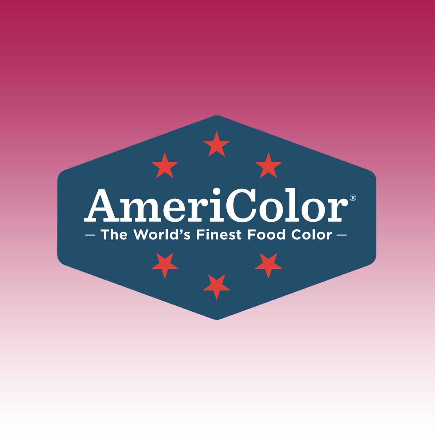 Burgundy AmeriColor® AmeriMist™ Air Brush Food Color