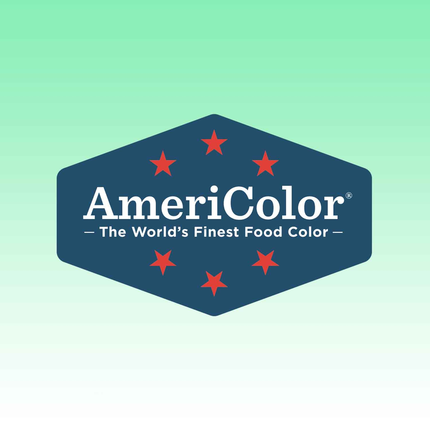 Turquoise AmeriColor® AmeriMist™ Air Brush Food Color