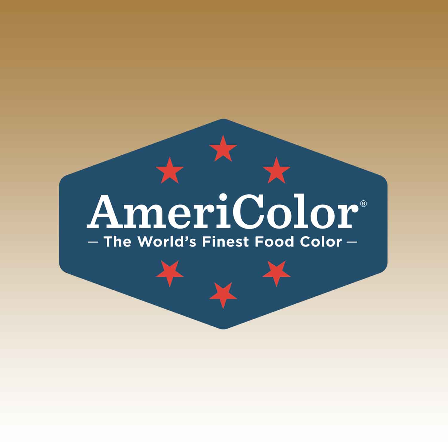 Warm Brown AmeriColor® AmeriMist™ Air Brush Food Color