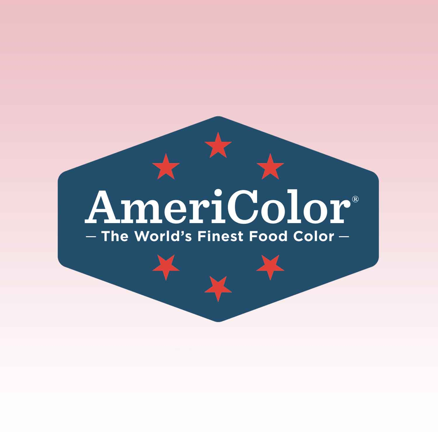 Soft Pink Americolor® AmeriMist™ Air Brush Food Color