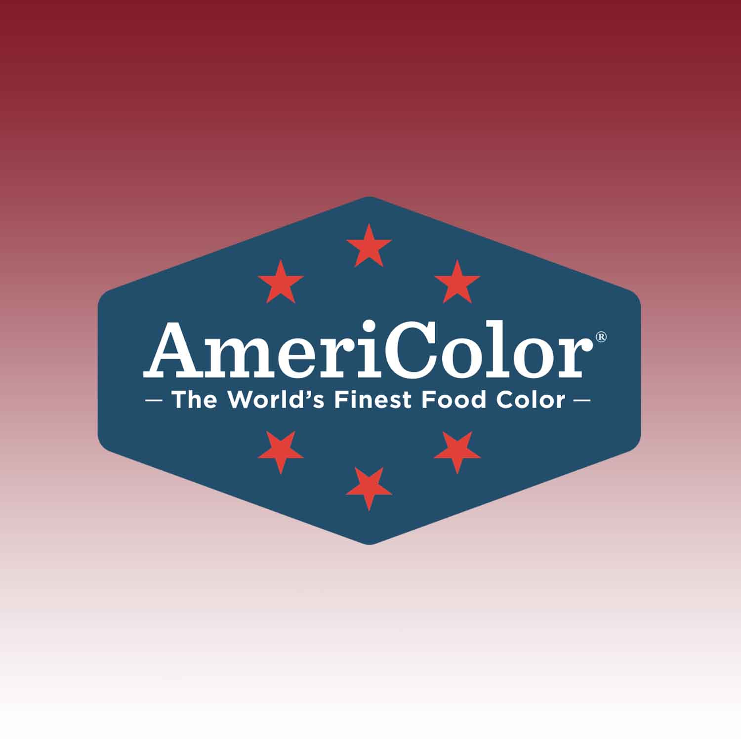 Maroon Americolor® AmeriMist™ Air Brush Food Color