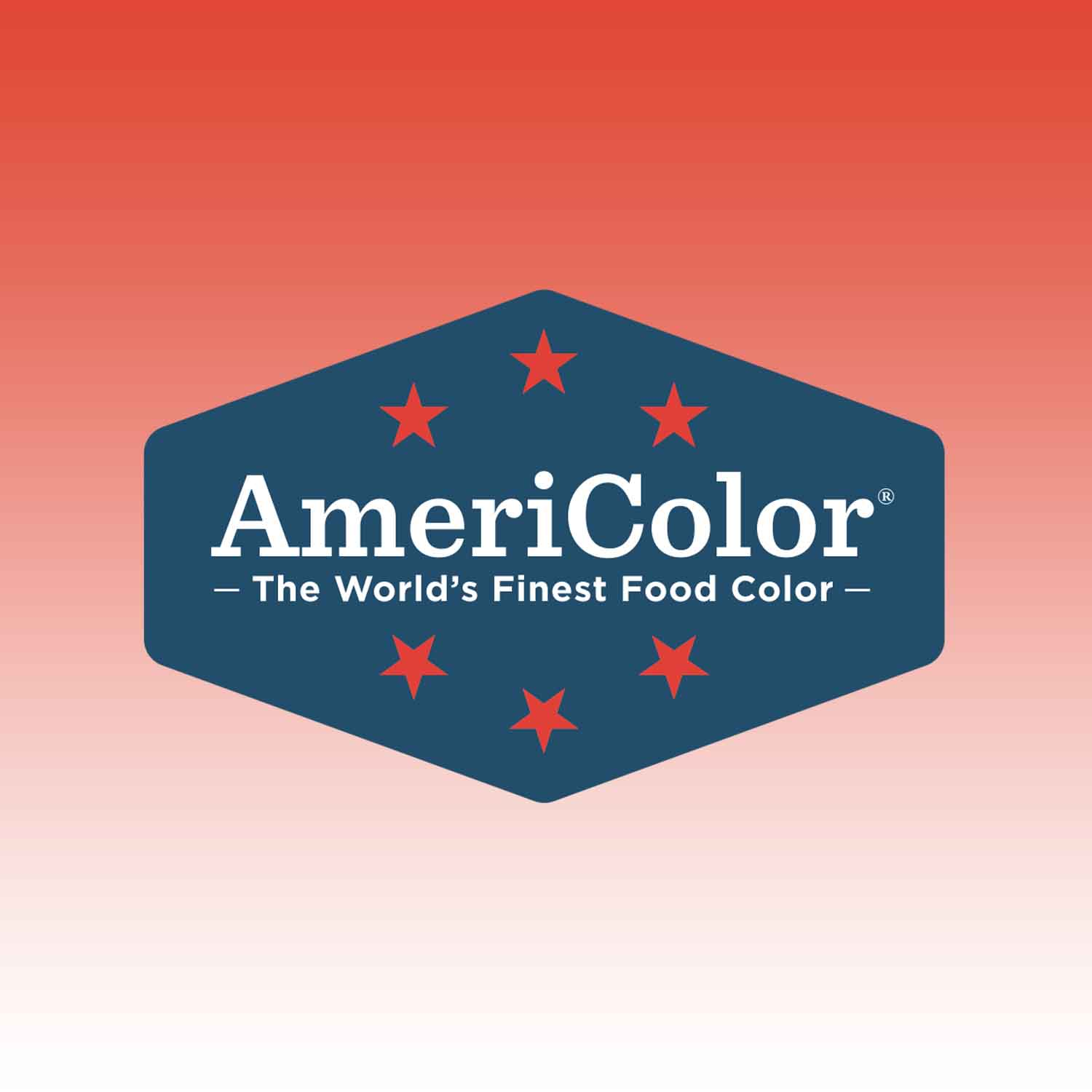Coral Red AmeriMist™ Air Brush Food Color