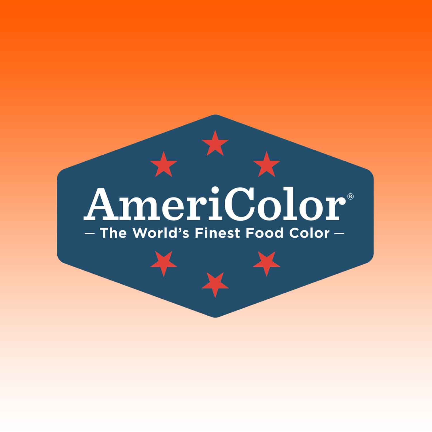 Electric Orange AmeriMist™ Air Brush Food Color