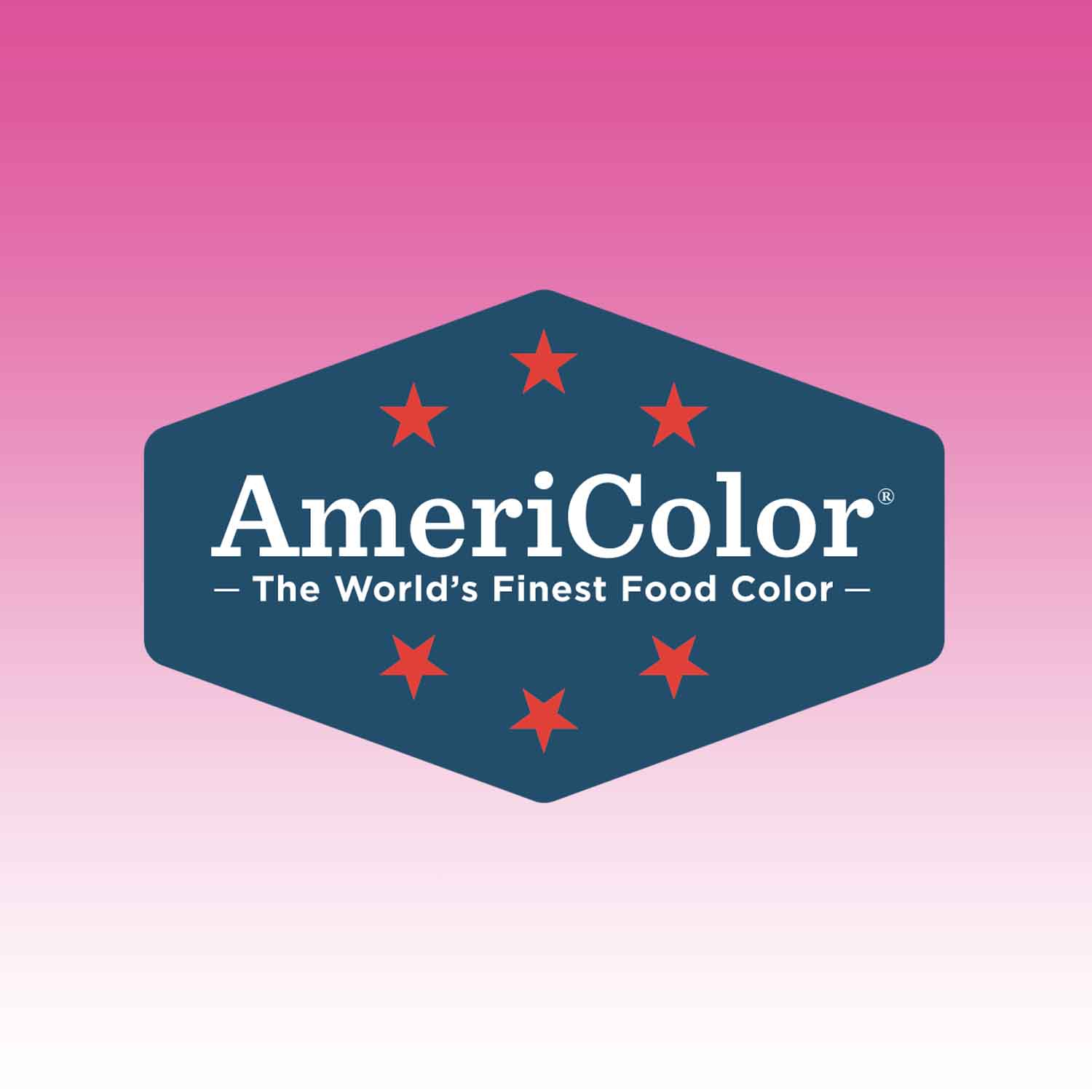 Electric Pink Americolor® AmeriMist™ Air Brush Food Color