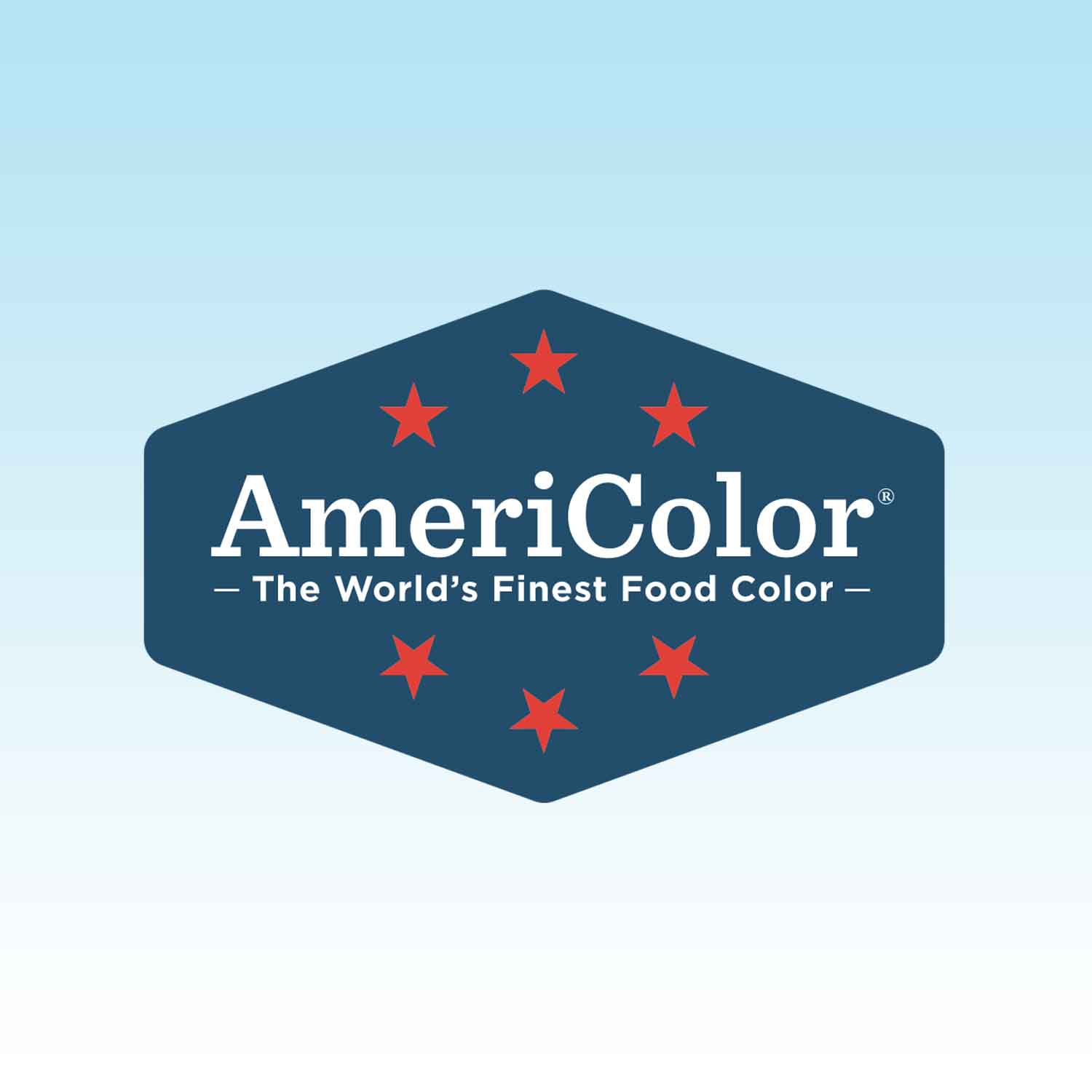 Blue Sheen Americolor® AmeriMist™ Air Brush Food Color