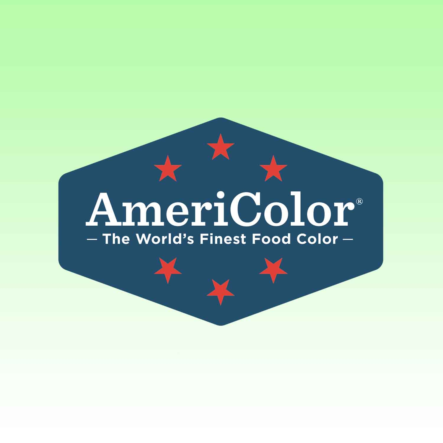 Green Sheen Americolor® AmeriMist™ Air Brush Food Color