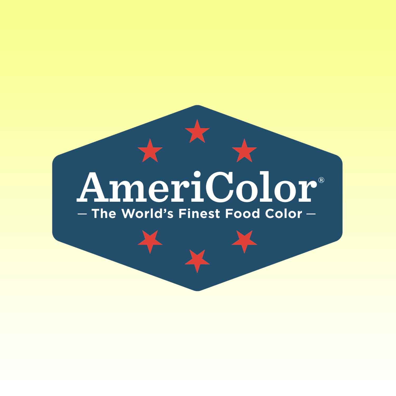 Yellow Sheen Americolor® AmeriMist™ Air Brush Food Color