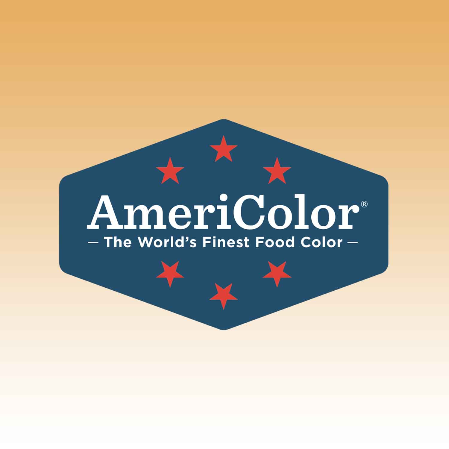 Orange Sheen AmeriColor® AmeriMist™ Air Brush Food Color