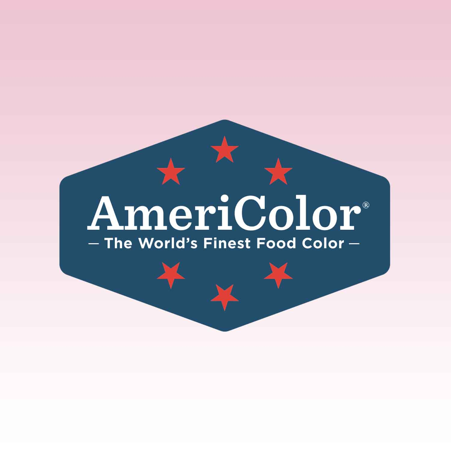 Pink Sheen Americolor® AmeriMist™ Air Brush Food Color