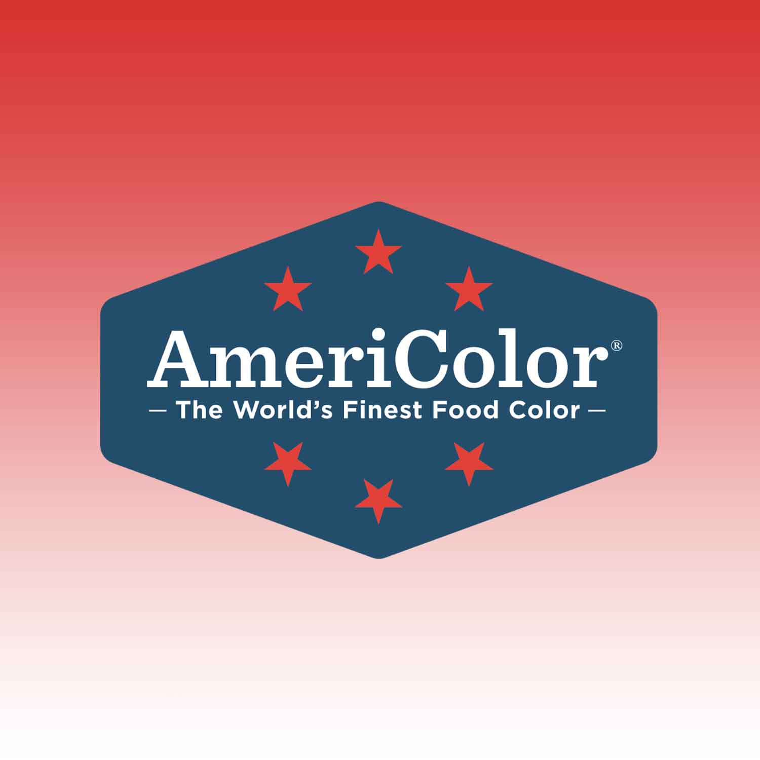 Red Sheen Americolor® AmeriMist™ Air Brush Food Color