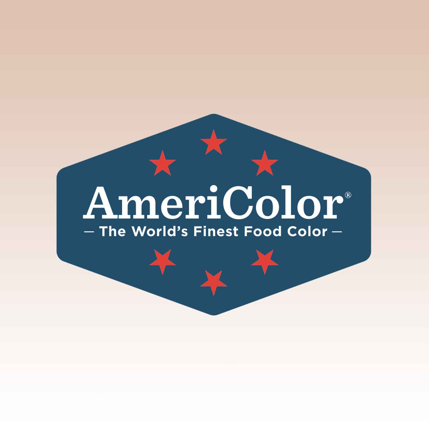 Rose Gold Sheen AmeriColor® AmeriMist™ Air Brush Food Color