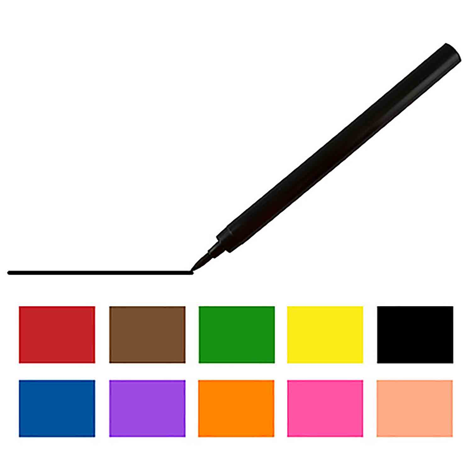 Assorted AmeriColor® Gourmet Writer™ Food Color Pens