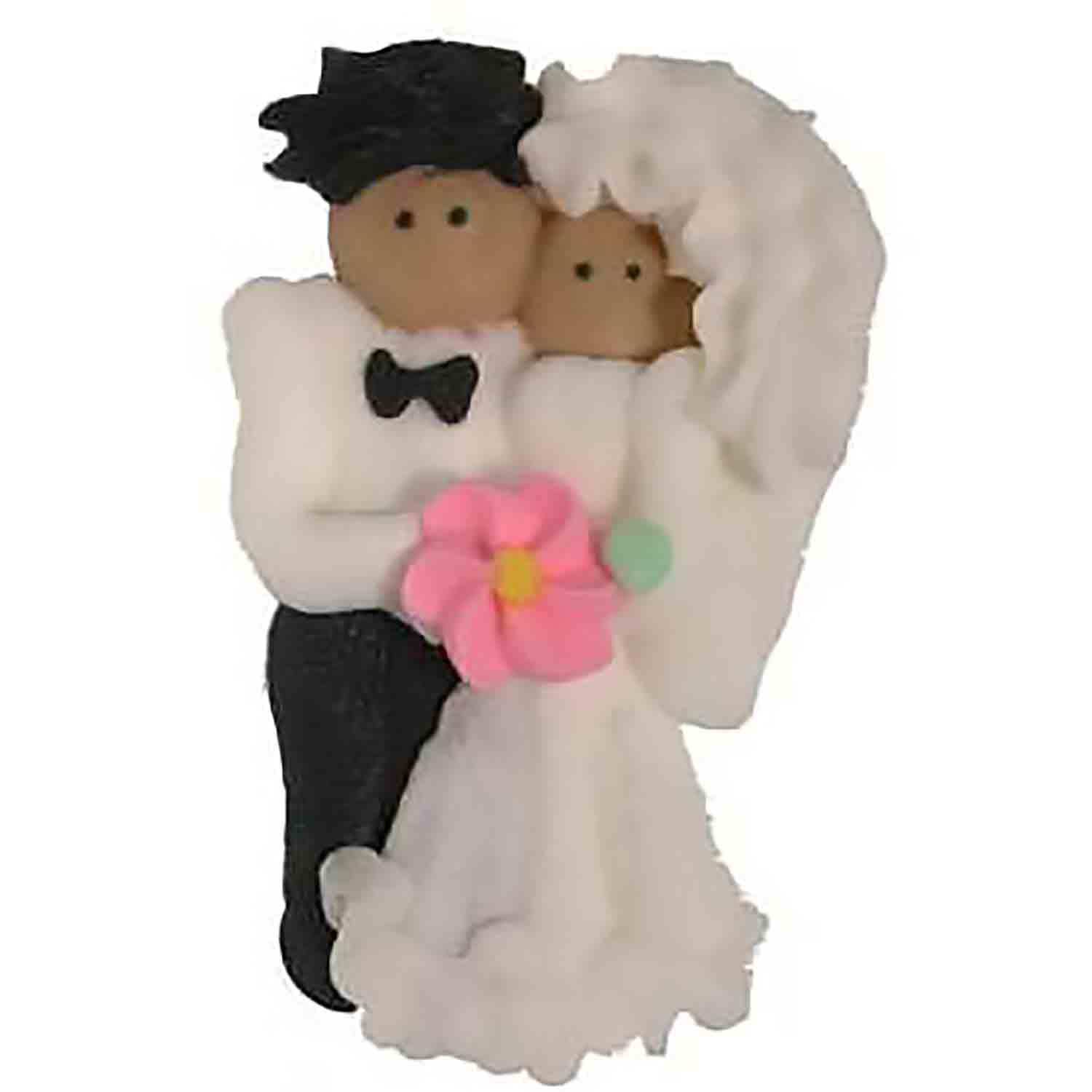 Icing Layons - African American Bride and Groom