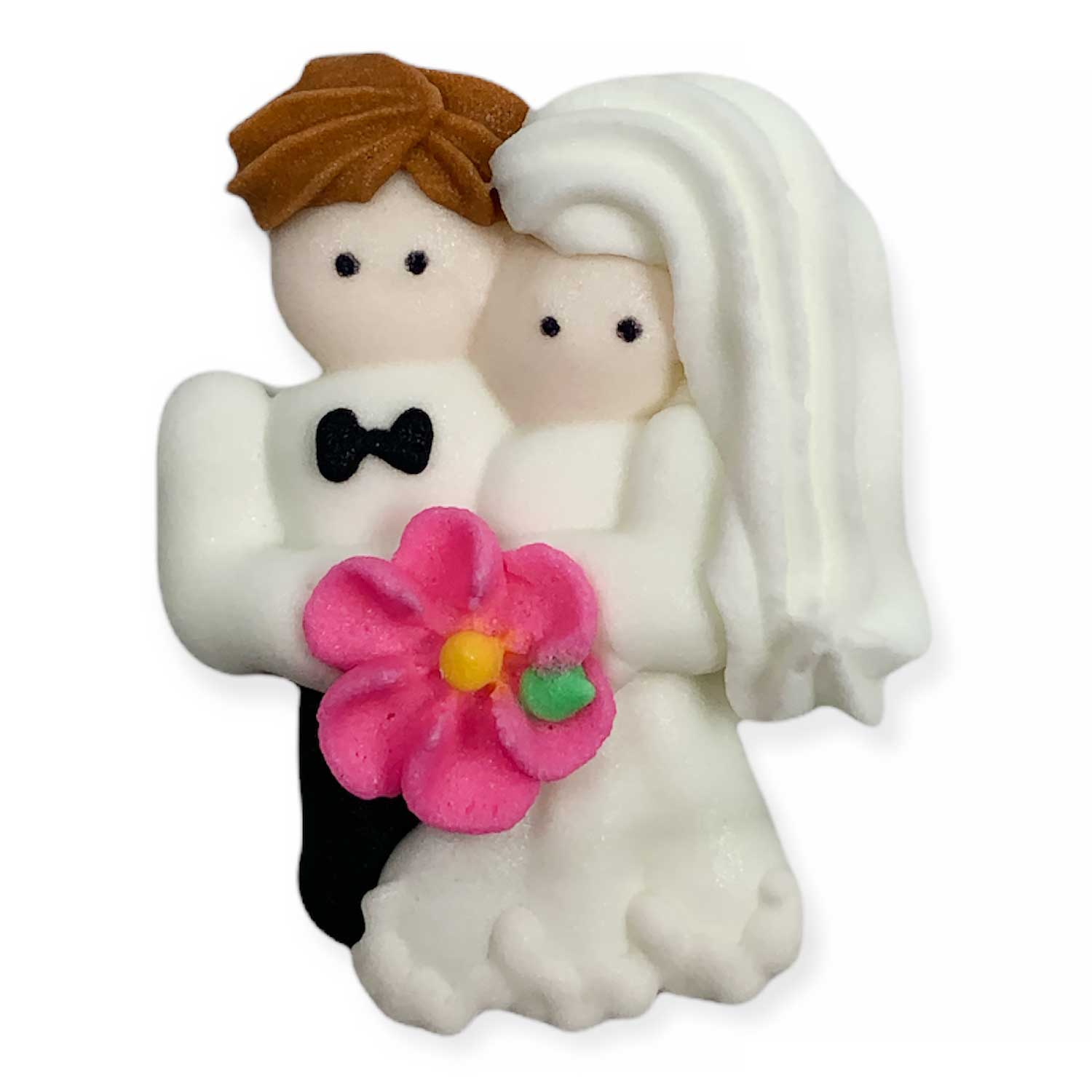 Icing Layons - Caucasion Bride and Groom