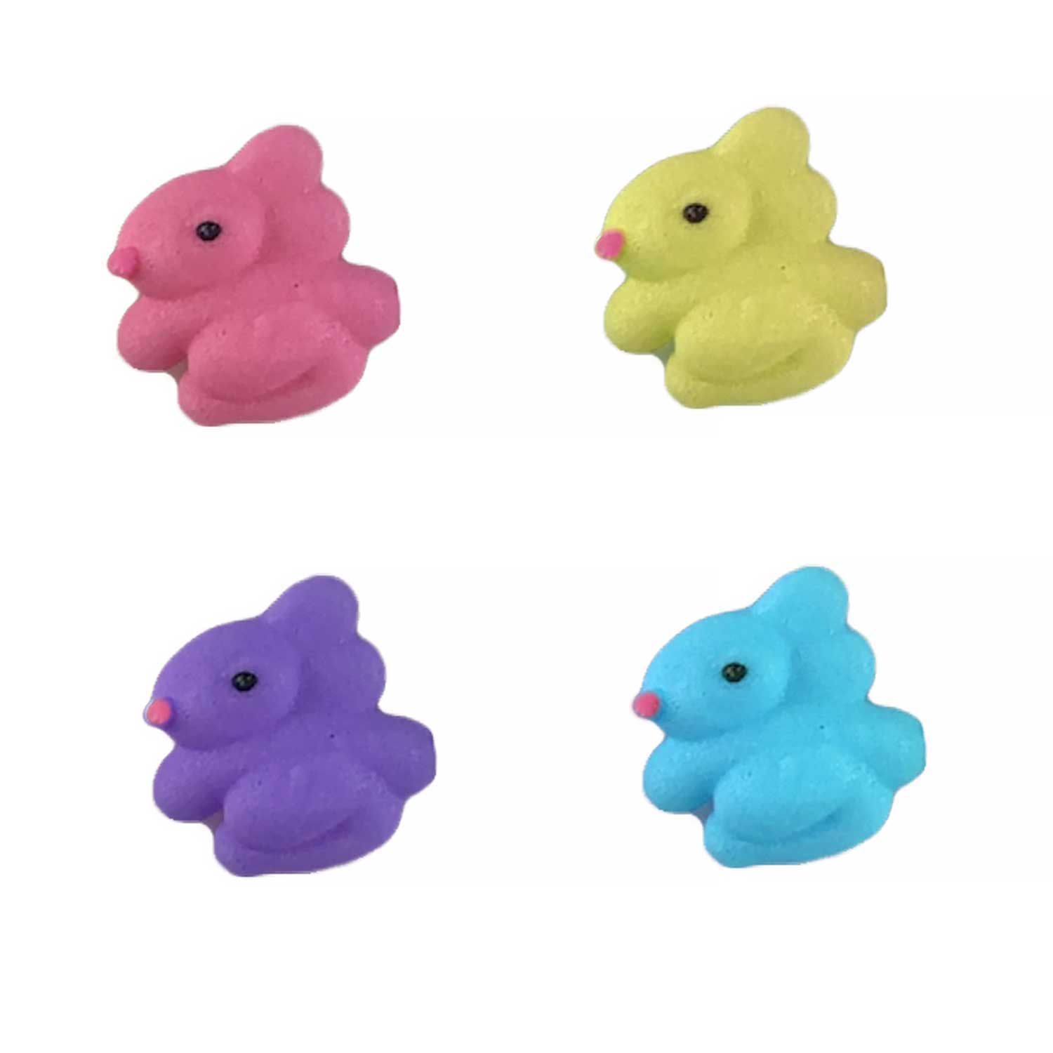 Icing Layons - Assorted Colors Small Bunny