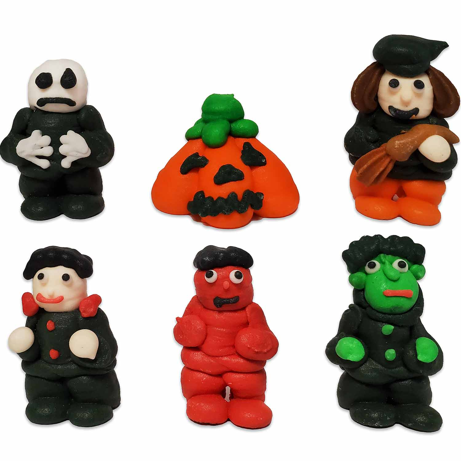 Icing Layons - Halloween 3-D Assortment