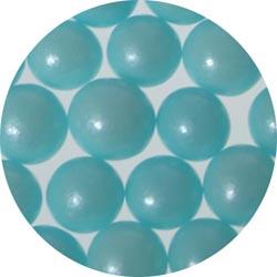 6mm Blue Sugar Pearls / Dragees