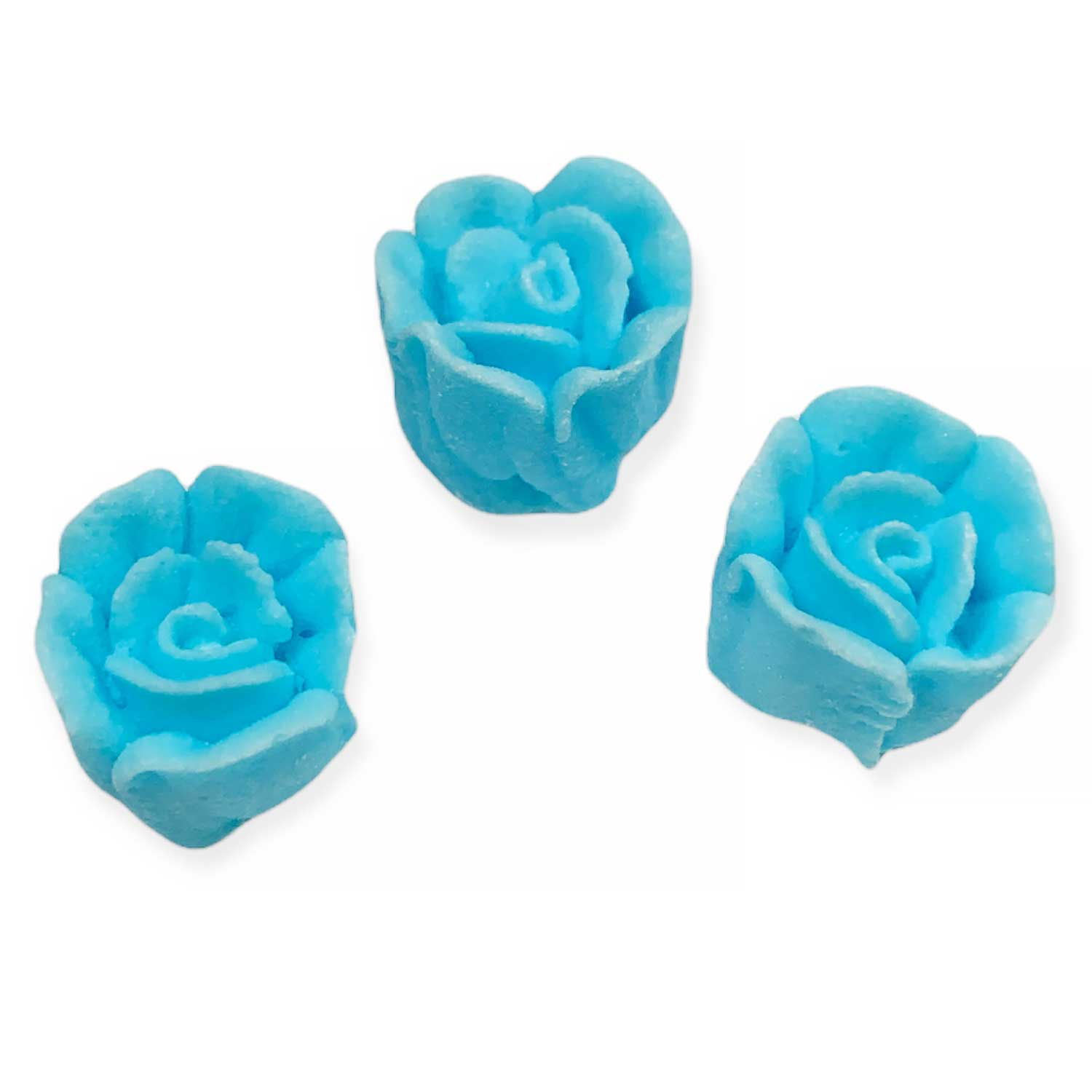 Icing Layons - Blue Mini Rose