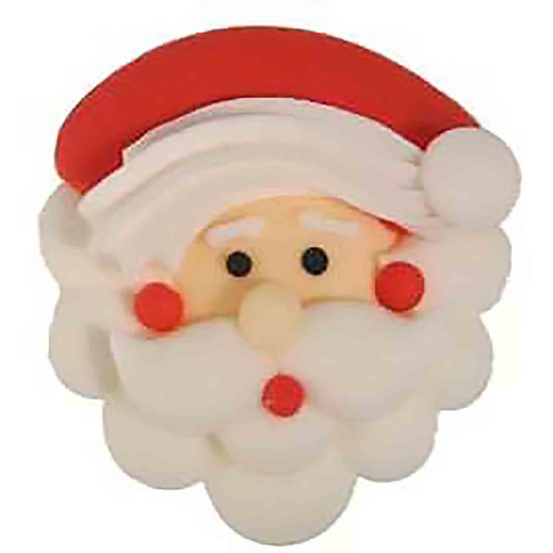 Icing Layons - Santa Face