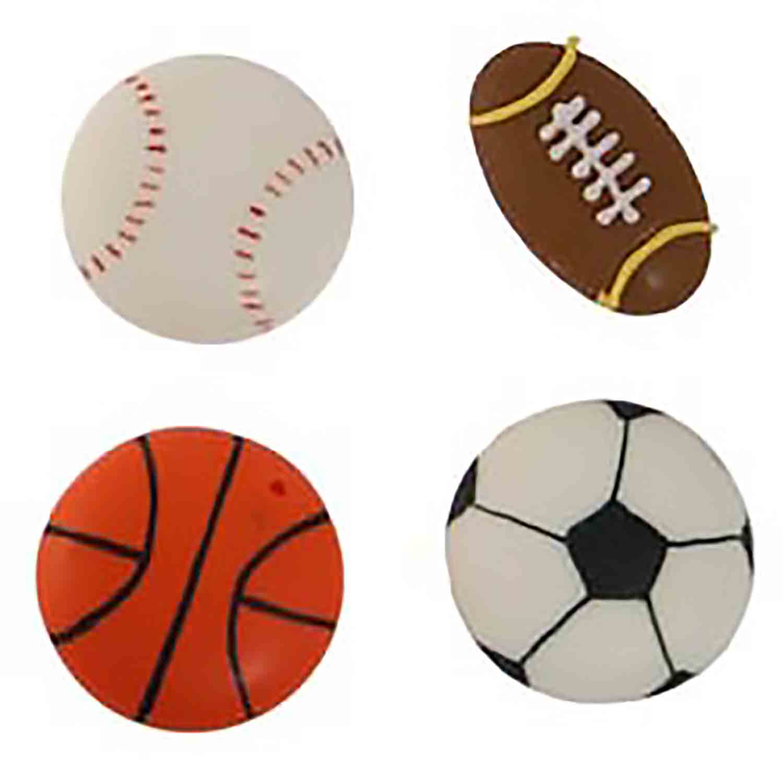 Icing Layons - Medium Sports Ball Assortment