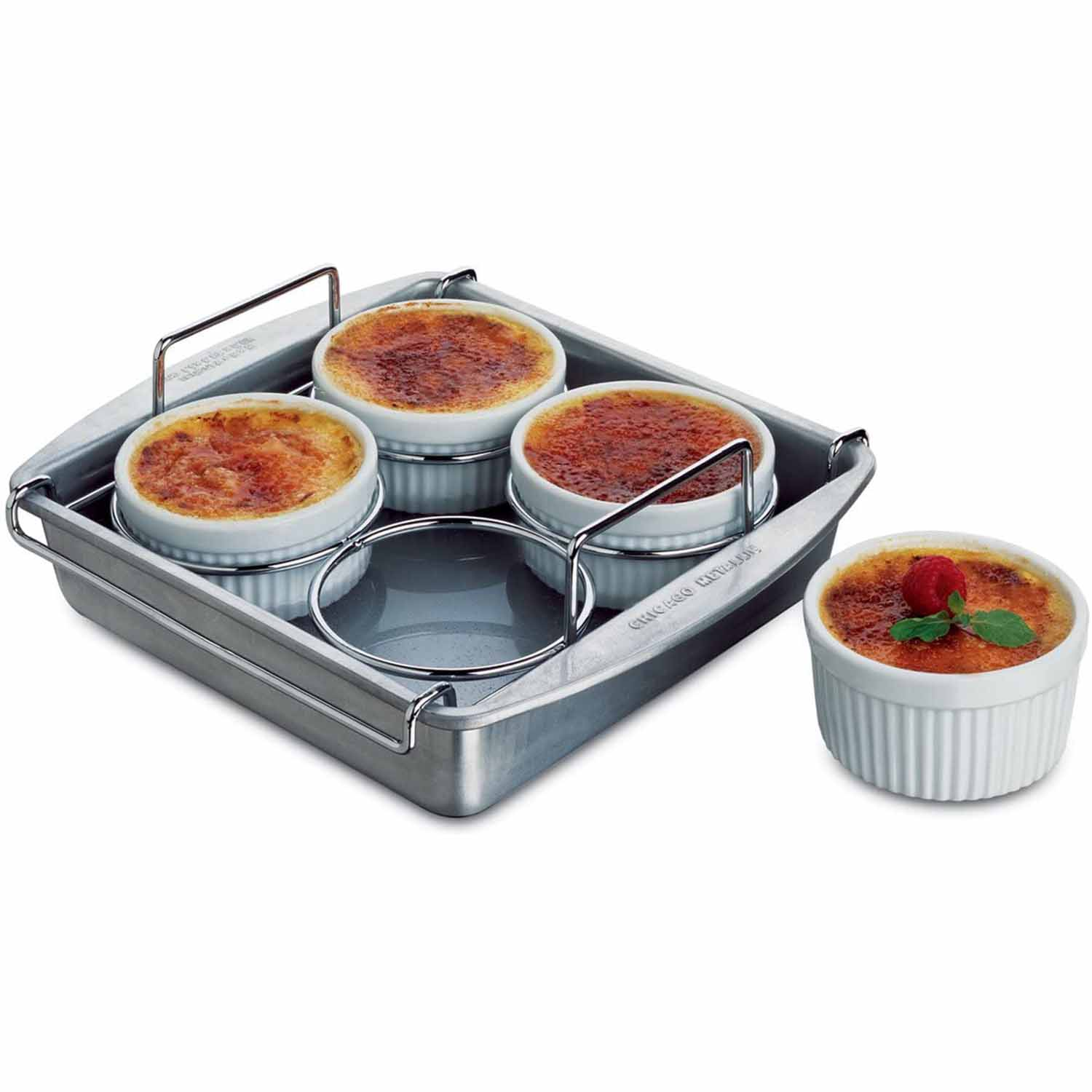 Ramekins and Soufflé Bakeware