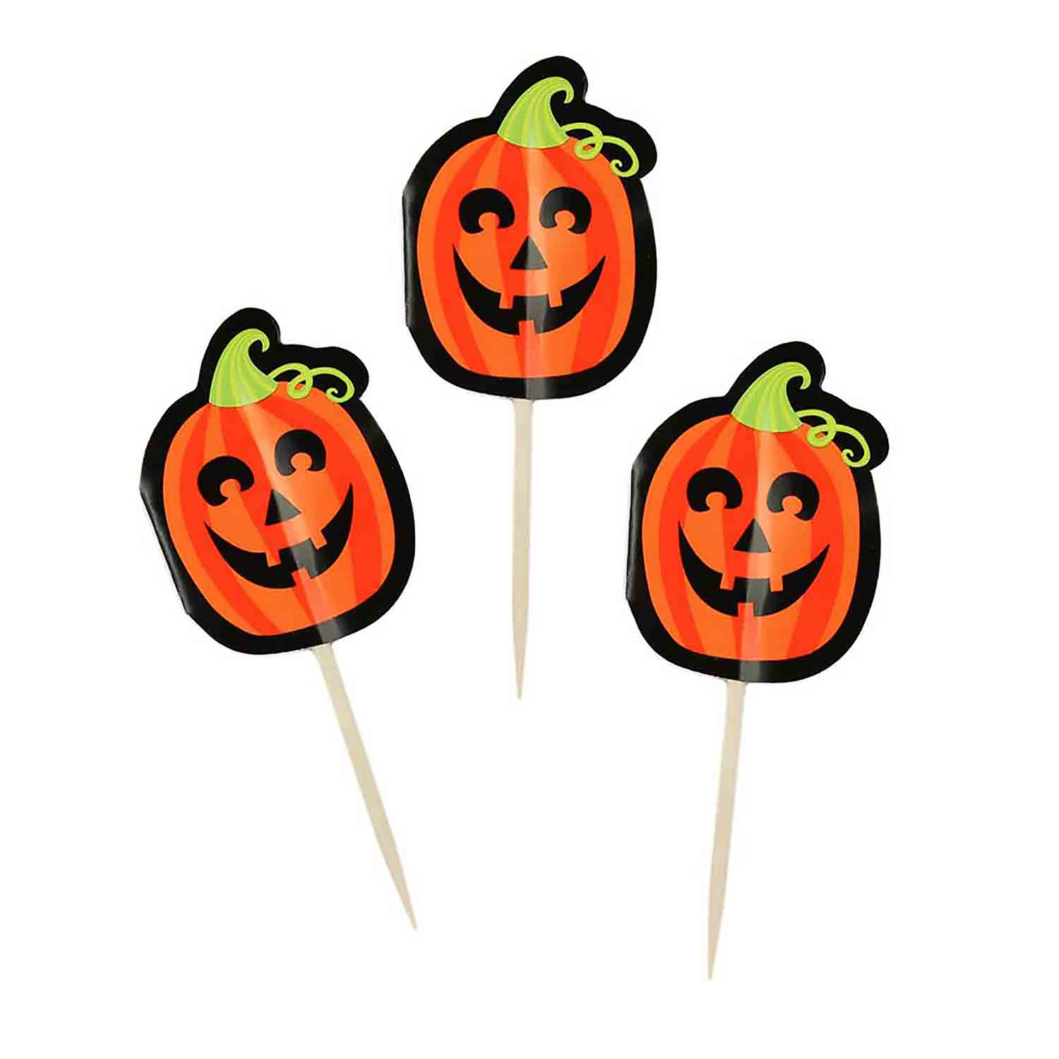 Pumpkin Party Picks