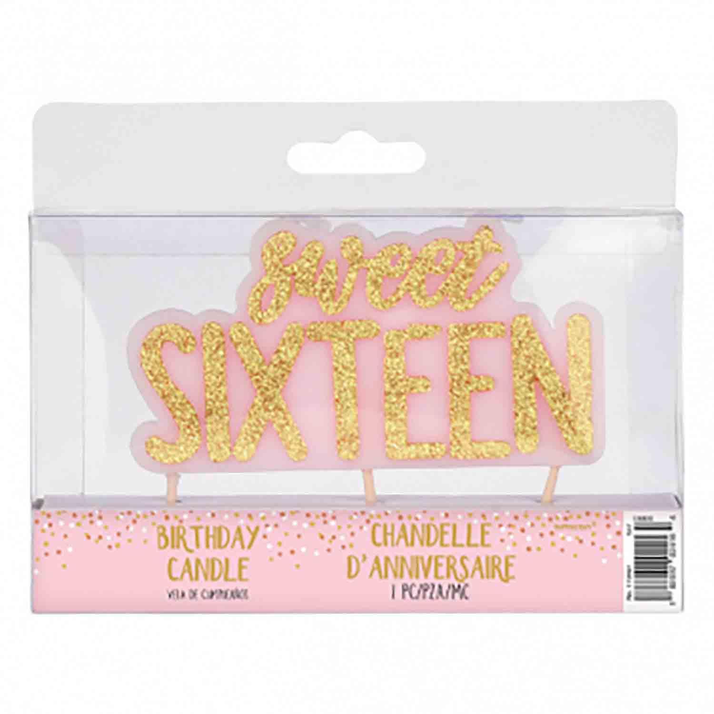 Sweet Sixteen Candle