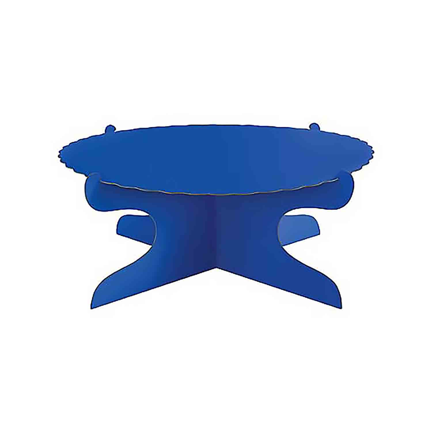 Royal Blue Cake Stand