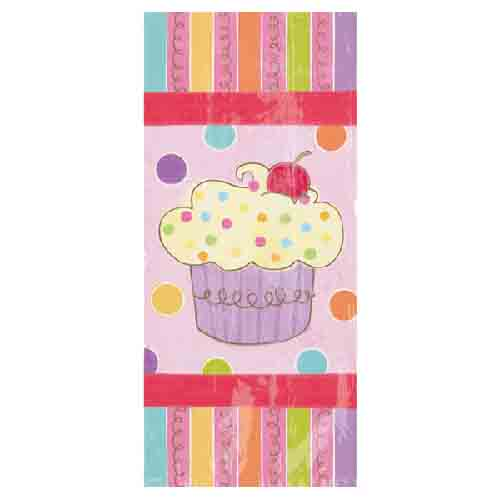 Sweet Cupcake Party Bags
