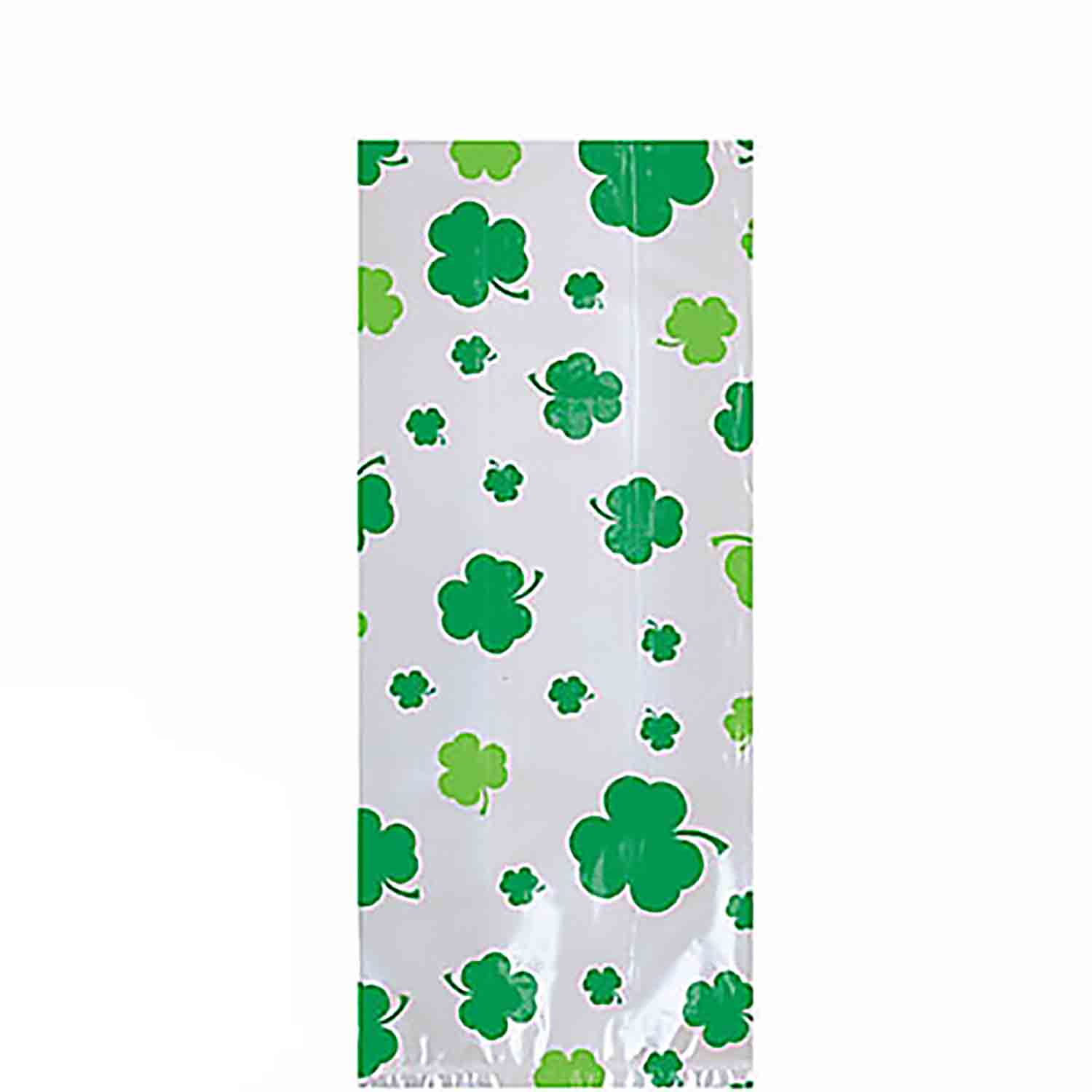 Shamrocks Treat Bags