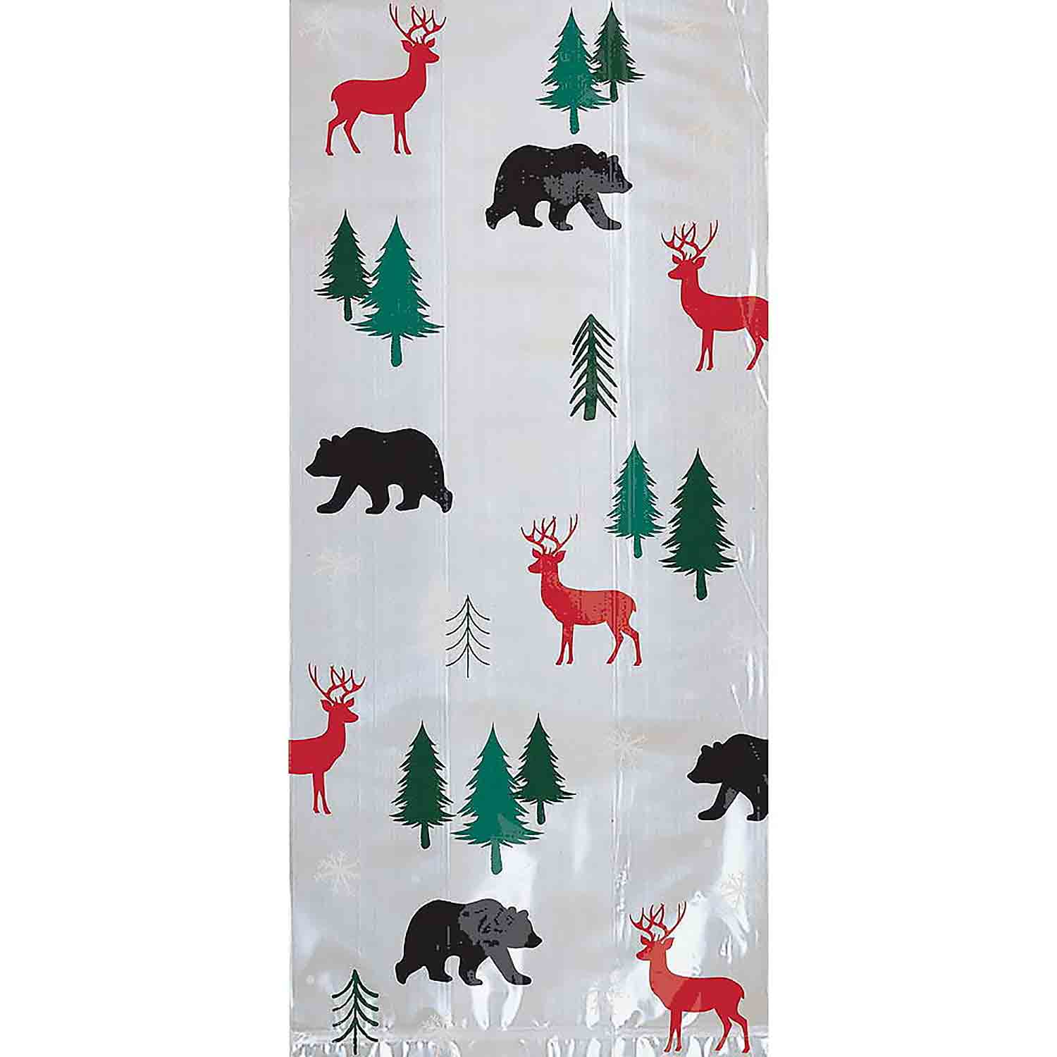 Forest Animals Large Treat Bags