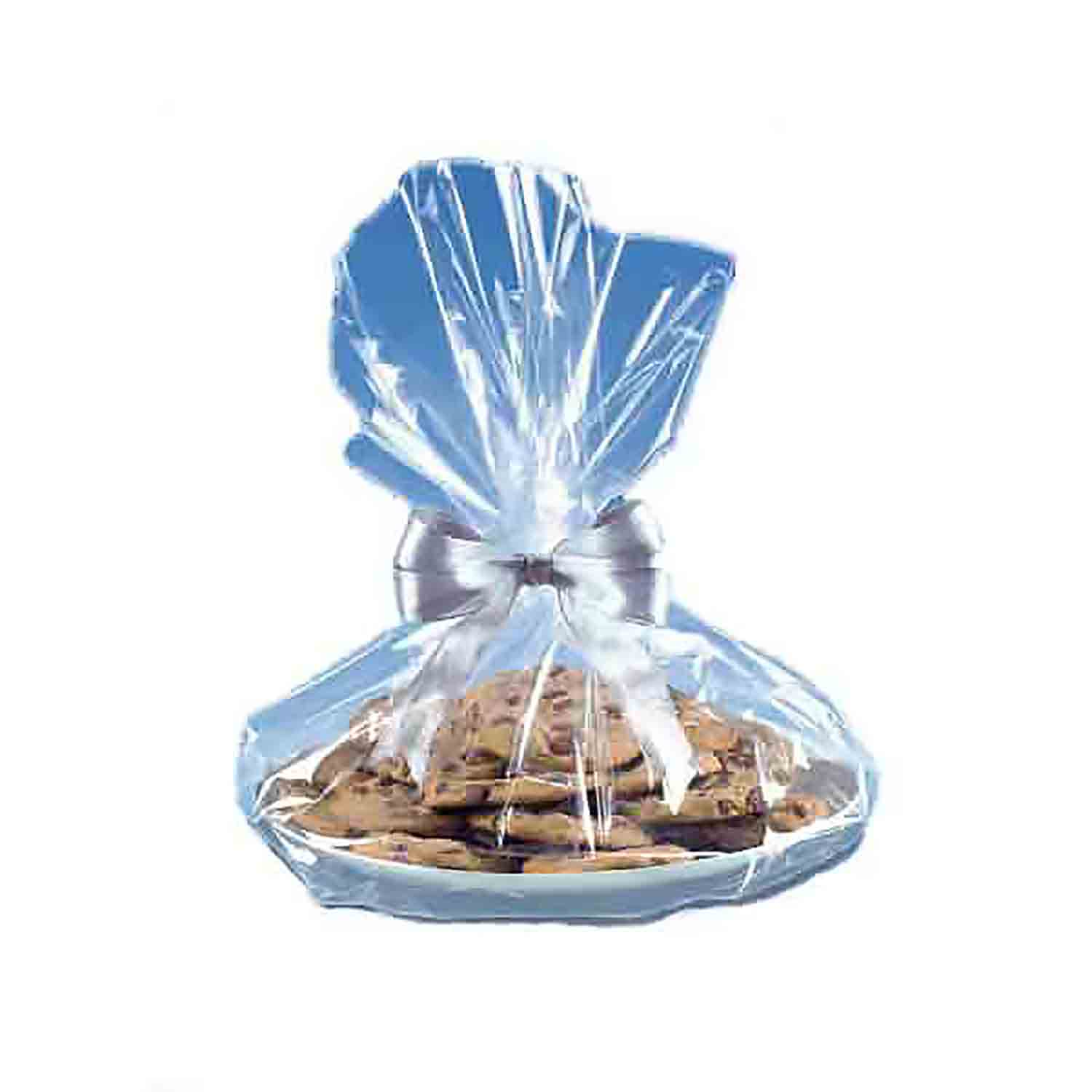 Clear Cookie Tray Bag