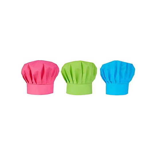 Kid's Disposable Chef Hats