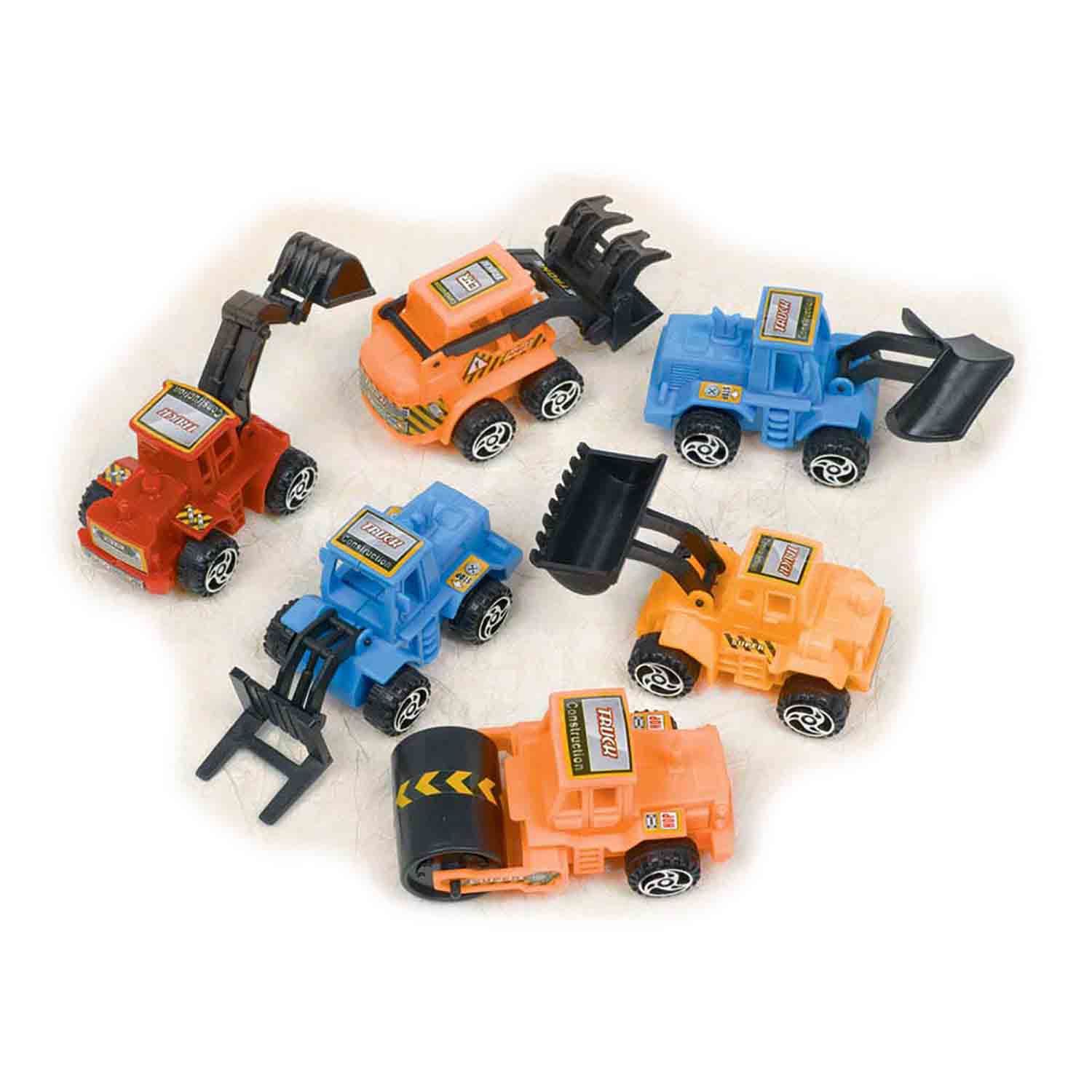 Assorted Construction Vehicles