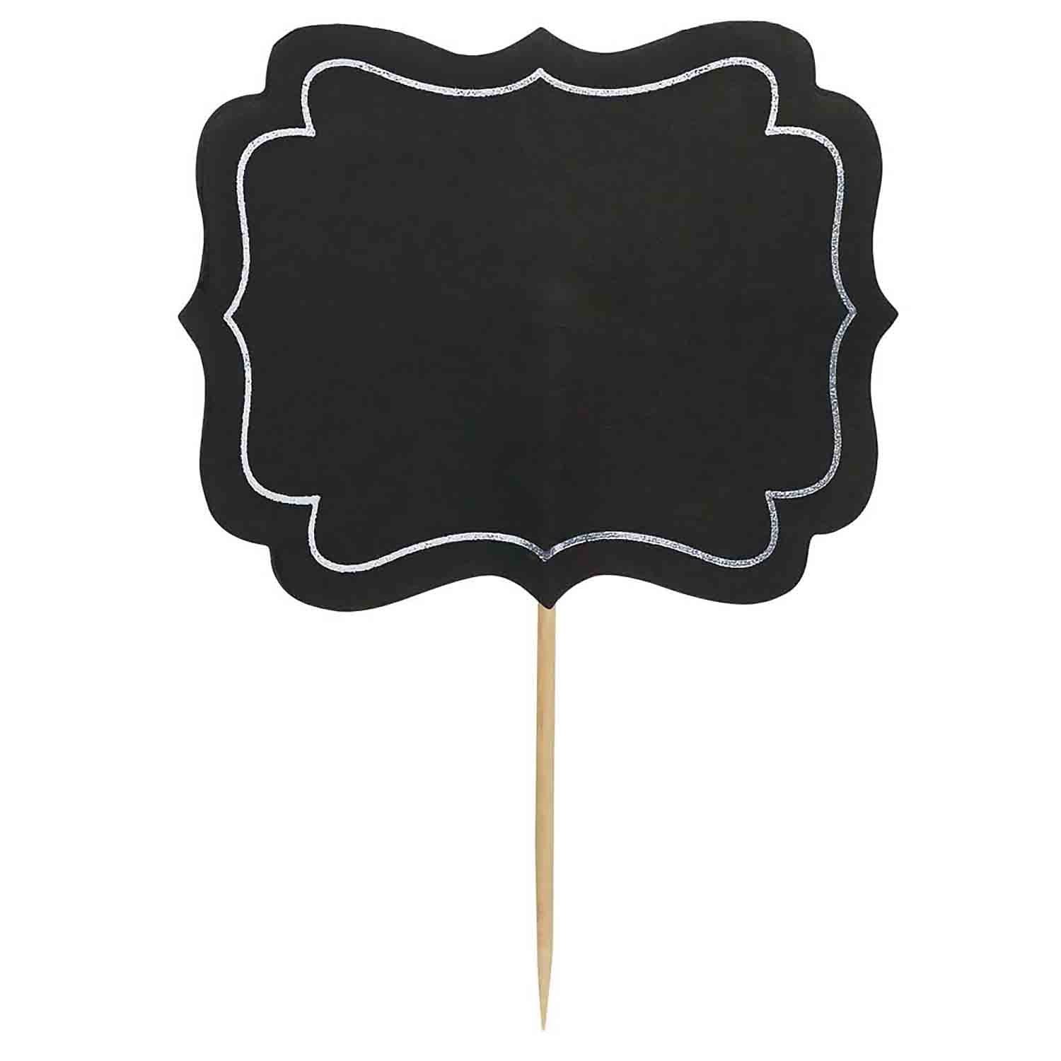 Chalkboard Label Picks