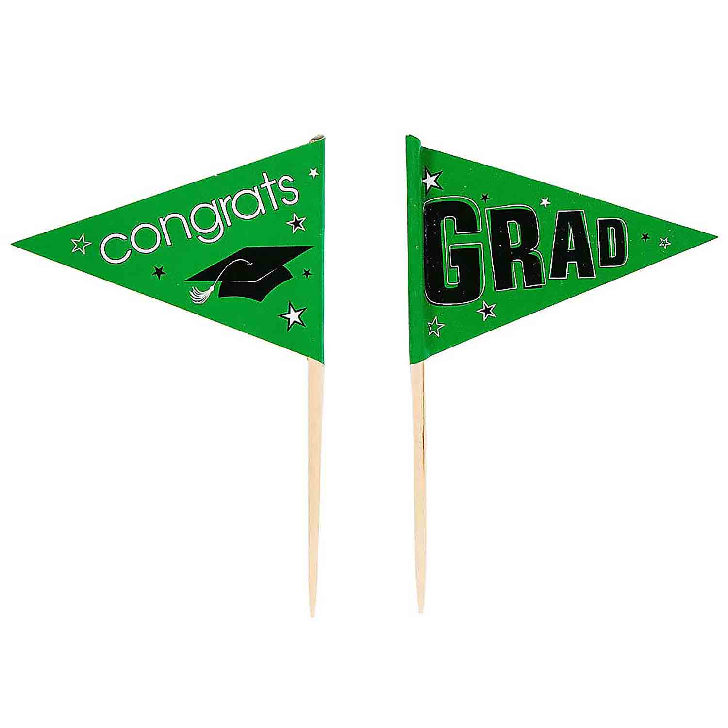 Green School Pride Graduation Picks