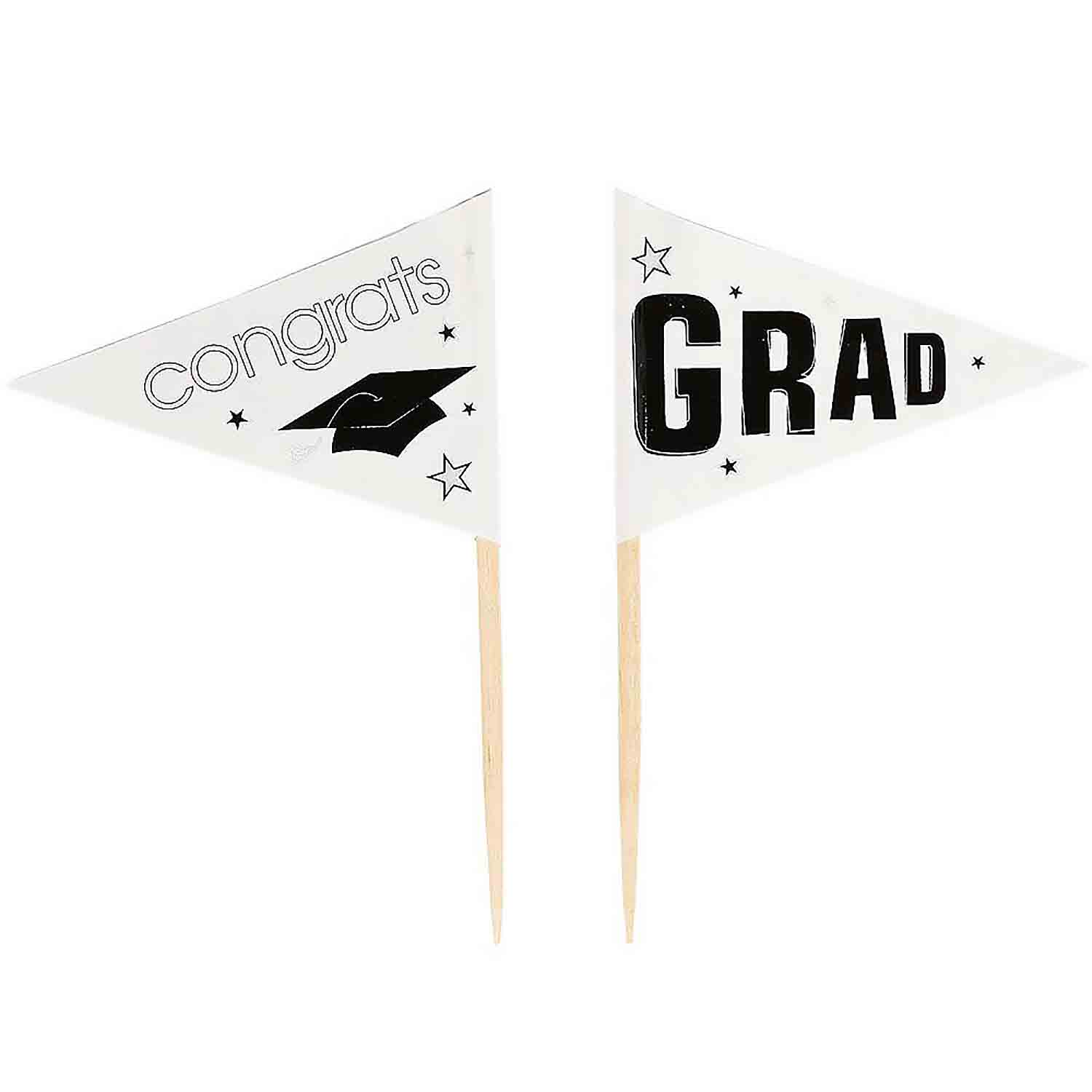 White School Pride Graduation Picks
