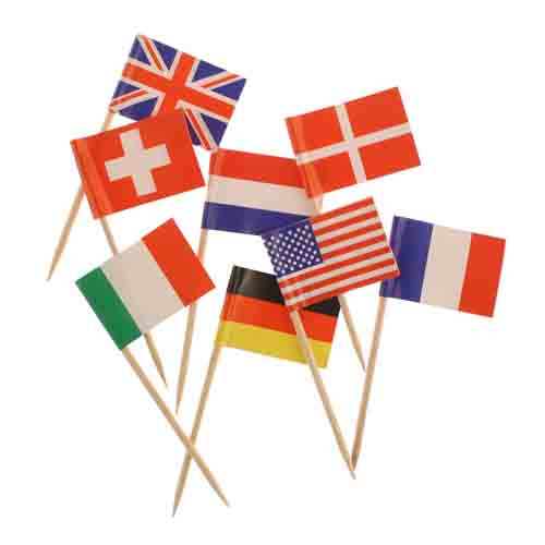 International Flags Picks