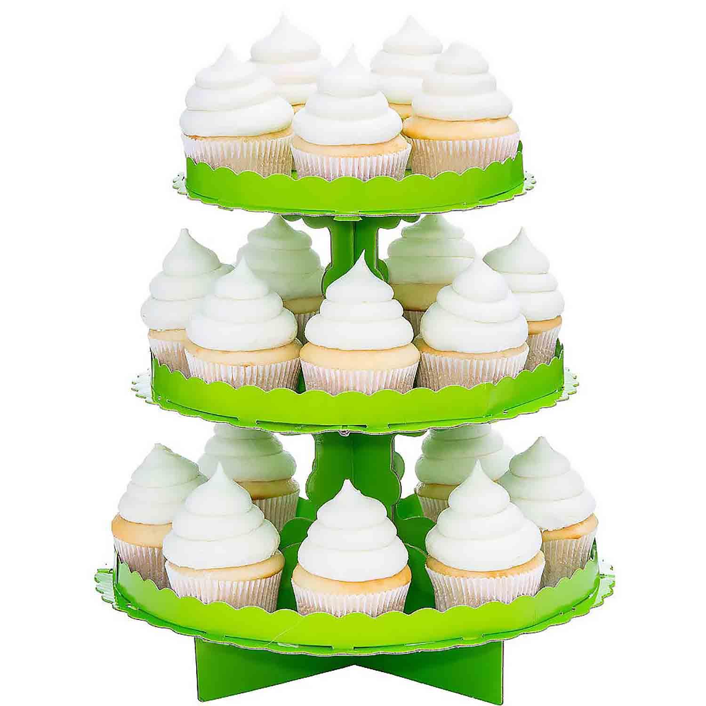 Kiwi Cupcake Stand