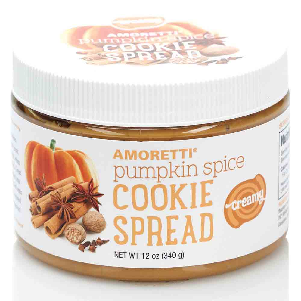 Pumpkin Spice Cookie Spread by Amoretti