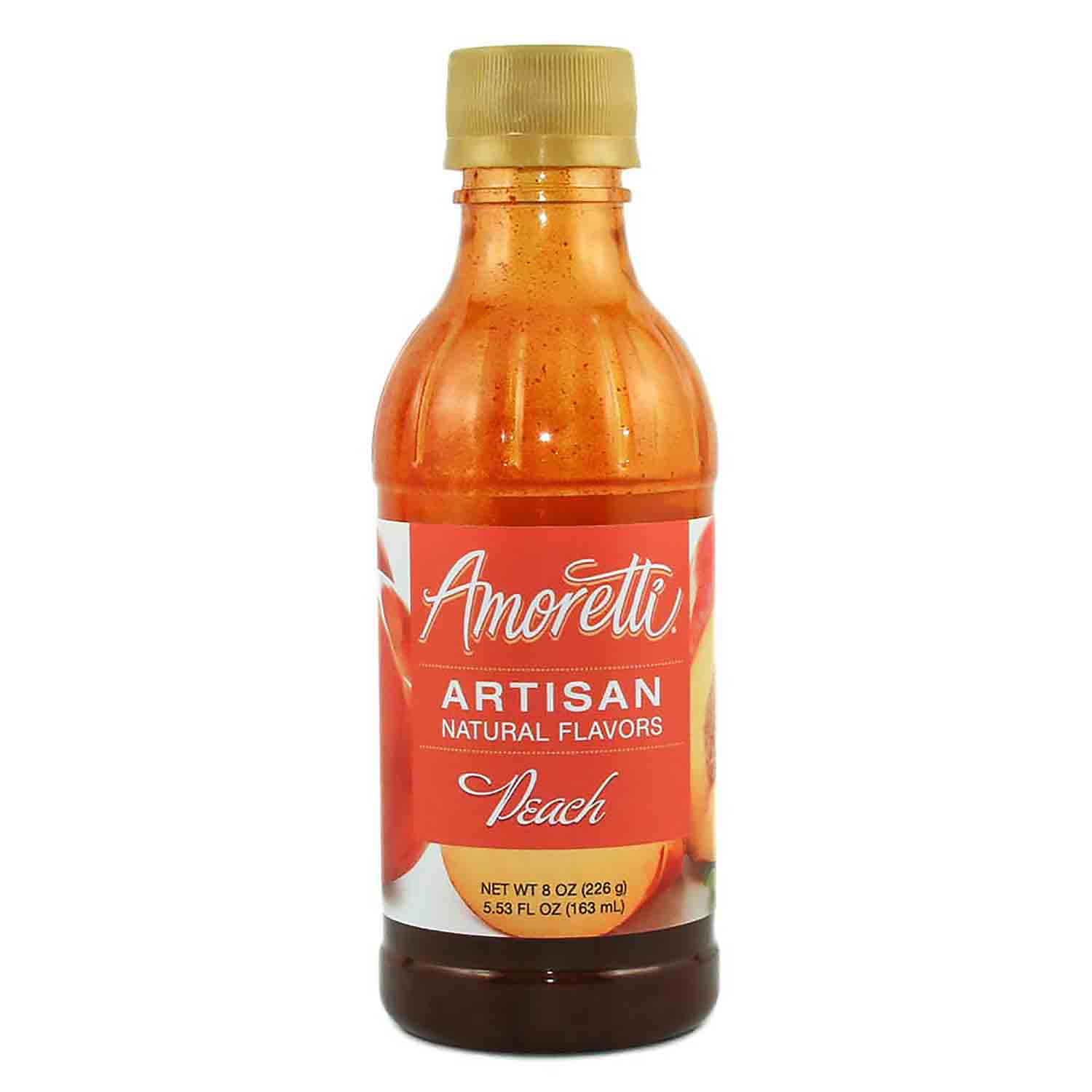 Peach Artisan Natural Flavors