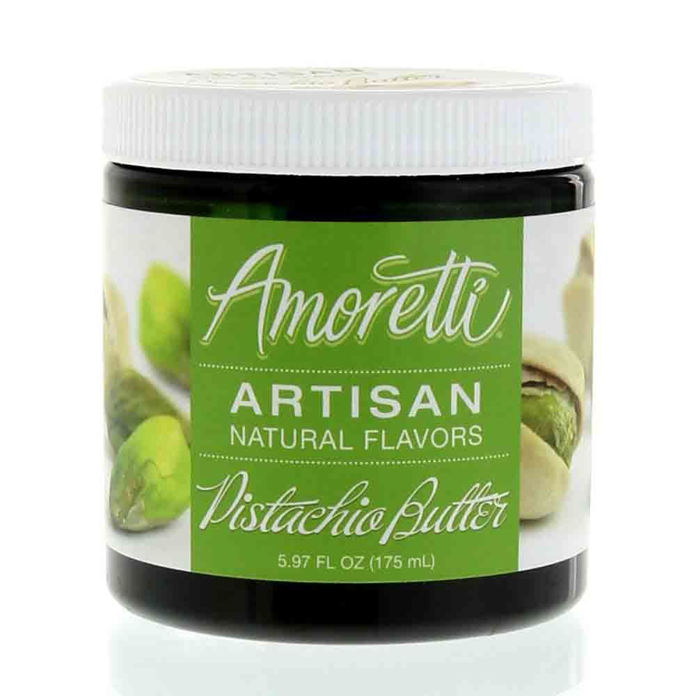 Pistachio Butter Artisan Natural Flavors by Amoretti