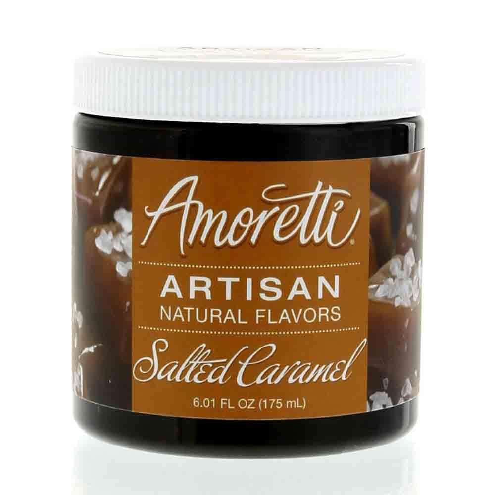 Salted Caramel Artisan Natural Flavors