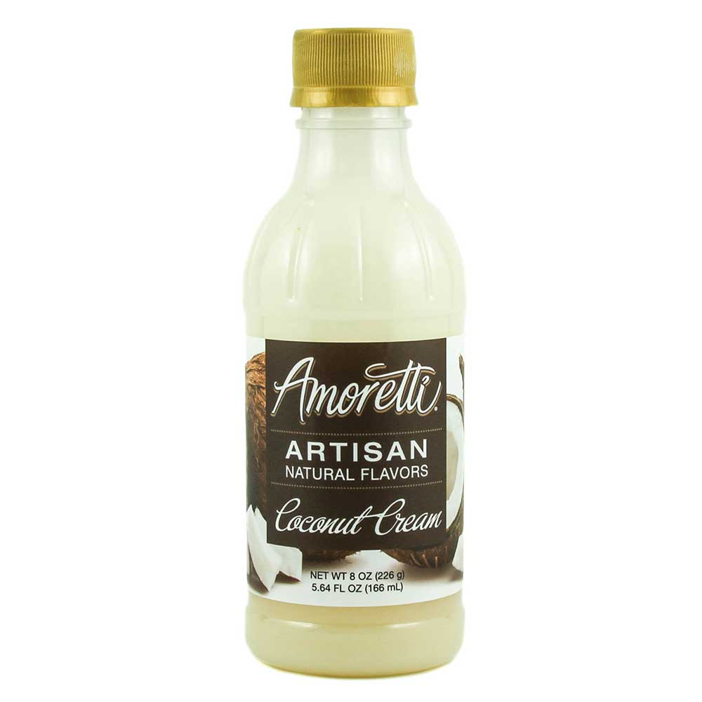 Coconut Cream Artisan Natural Flavors