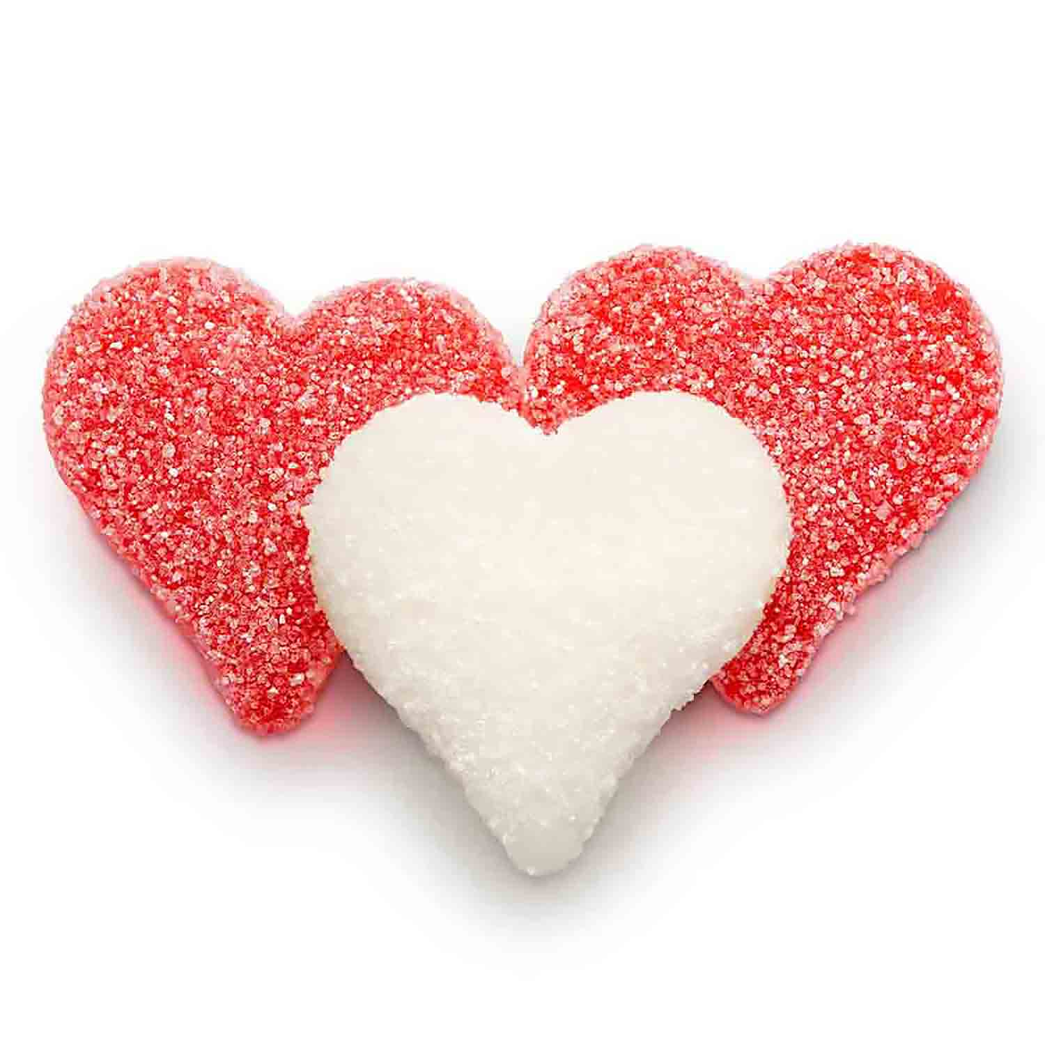 Sour Heart Gummies