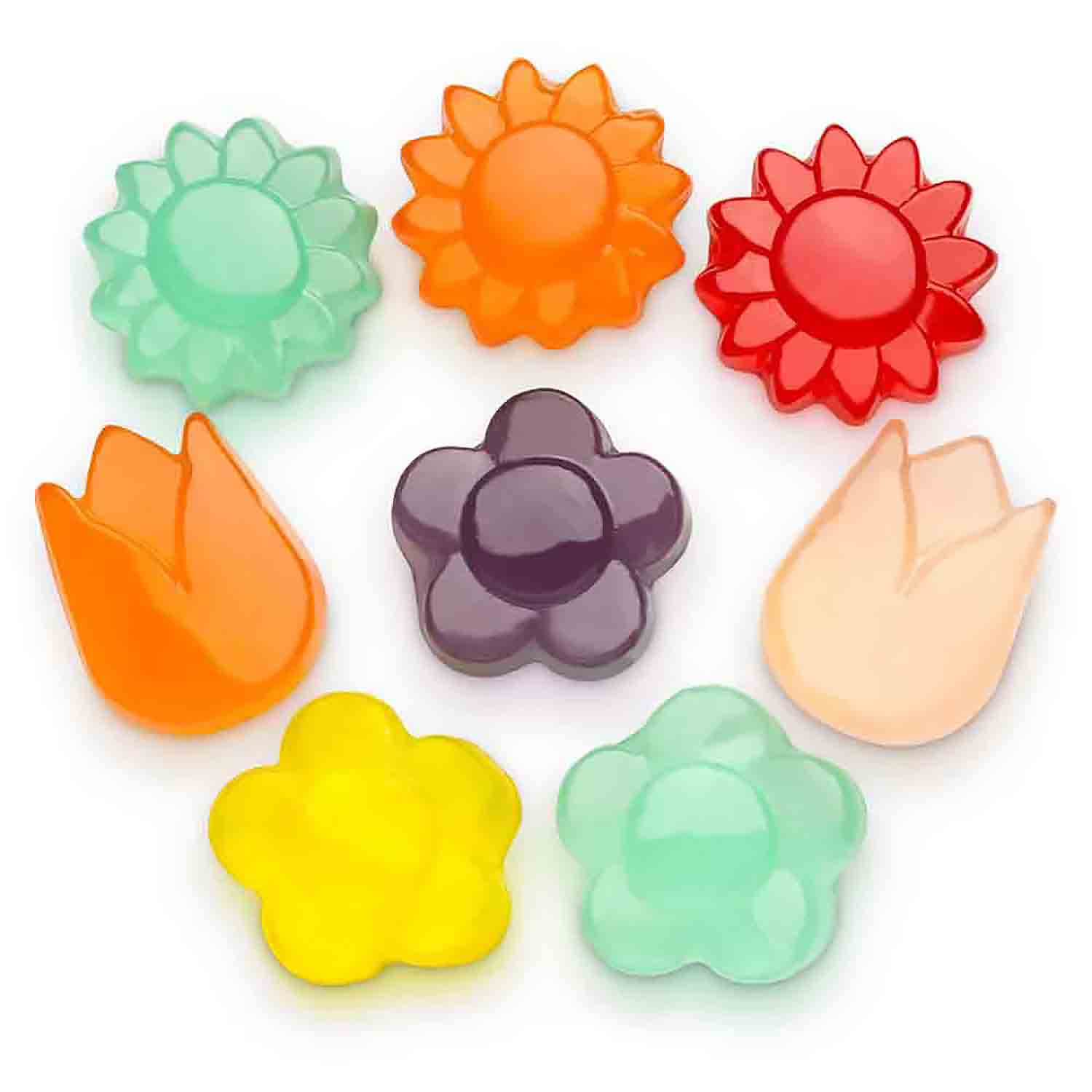 Colorful Blossoms Gummies