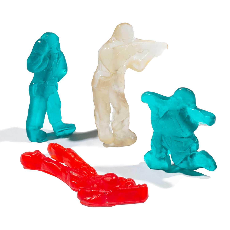Military Heros Gummies